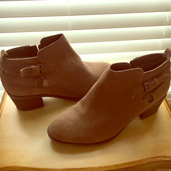 70677db48ed Sonoma Shoes | Goods For Life Sonya Womens Ankle Boots | Poshmark